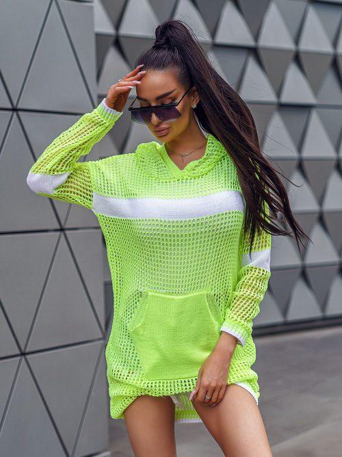 zolty-neonowy-sweterek-damski-wkładany-przez-glowe-01