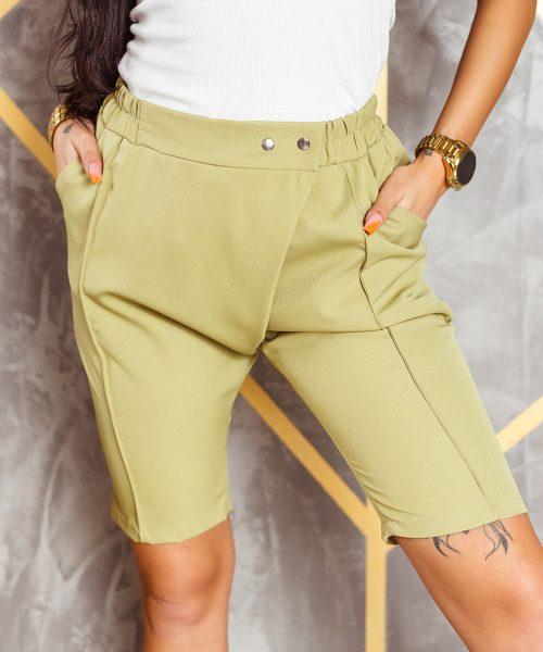 krotkie-spodnie-damskie-kolarki-z-gumka-w-pasie-i-nakladka (2)