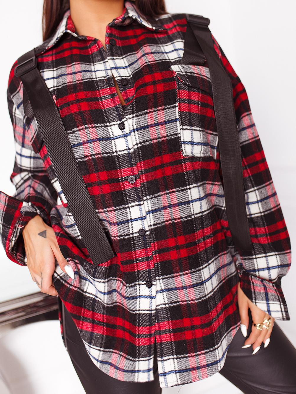 czerwono-czarna-koszula-damska-w-krate-z-szelkami (4)